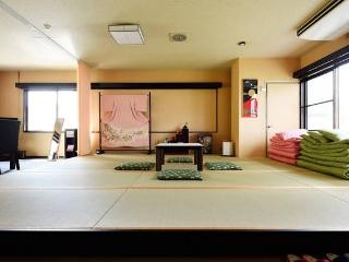 KEN HOUSE Osaka Castle / Japanese-style Room / Private Floor