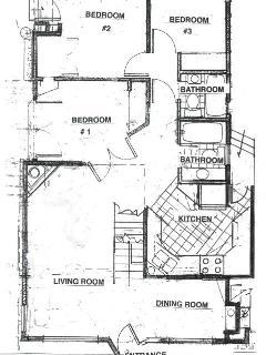 Ground floor - floorplan