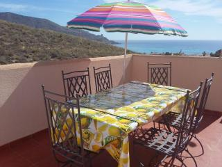 Stunning Seaview Apartment, Wi-Fi and Air Con, La Azohia