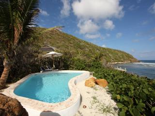 North Beach Villa, Guana Island