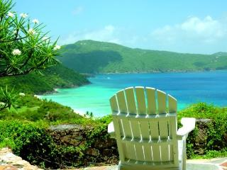 Sea View Cottage, Guana Island