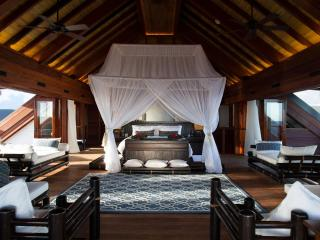 The Master Suite on Necker Island