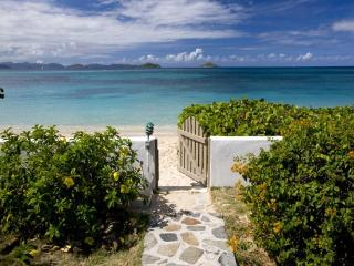 A Villa on the Beach, Virgin Gorda