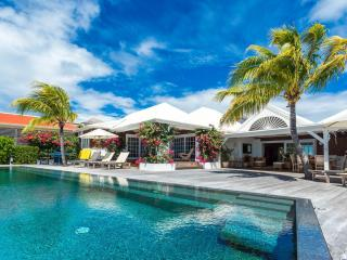 Harbor Crest House, Gustavia