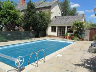 Swim in the heated pool at the main house from mid May to end of September