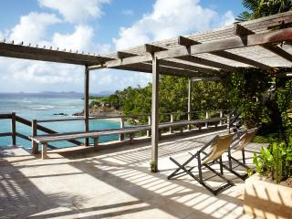 The Beach House - Mustique