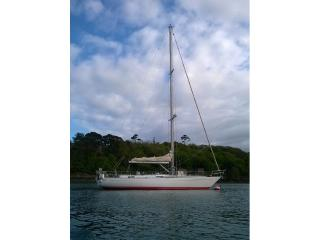 Yemaya-Deluxe 50 ft yacht for daysails and sunsets