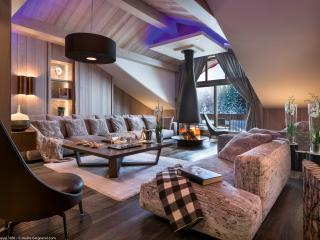 Emerald Penthouse, Courchevel