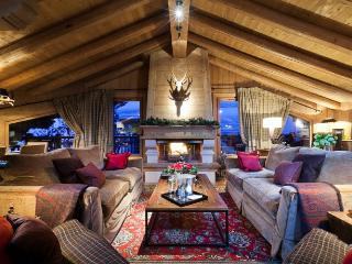 Chalet Aigle Blanc, Courchevel