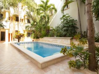 4 Bedroom Penthouse 1/2 block to Mamitas Beach and 5th ave!, Playa del Carmen