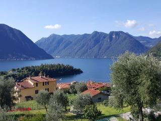 Ossuccio Grande with swimming pool and  A/C