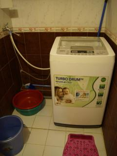 Comfort Room 1 - Washing Machine