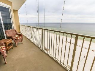 Sunny Days & Breezy Nights Over the Gulf~Pool-Gym~Beachfront Condo w/Balcony!, Panama City Beach