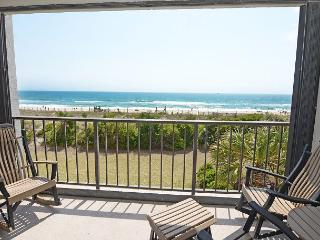 Station One - 2F Serenity-Oceanfront condo with community pool, tennis, beach