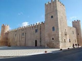 Castello dei Conti di Modica di Alcamo