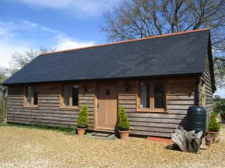 The Stable By The Woods - a perfect getaway for 2!, Alderholt