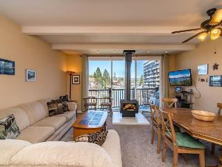 Tahoe Keys Condo with Boat Dock, Water & Mountain View