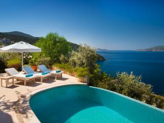 Luxurious Kalkan Villa on the Waters Edge