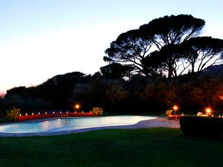 Villa Panphilii, Cortona