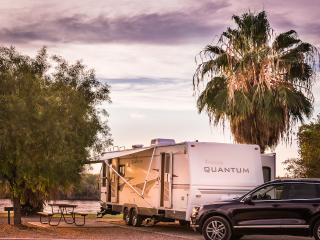 RV Rental at River Resort Standard Section