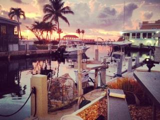 Paradise On The Water-58 Ft Dock Space On Premises, Long Key