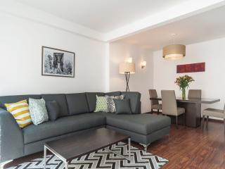 ELEGANT 1BED/1BA ON CALLE AMSTERDAM, Mexico-Stad