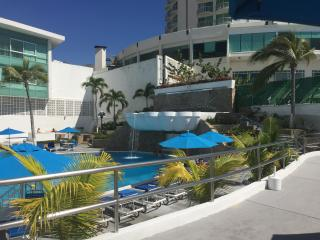 Luxury Upgraded Granite/Marble Beach Front Condominiums on Acapulco Bay