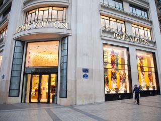 Louis Vuitton Apartment, Paris
