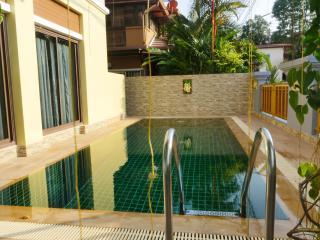 Patong Beach private pool villa center patong