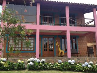 Casa Descanso do Sol- Ibitipoca