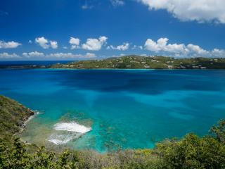 Sugar Bird Cove - Beachfront/Magens Bay view villa