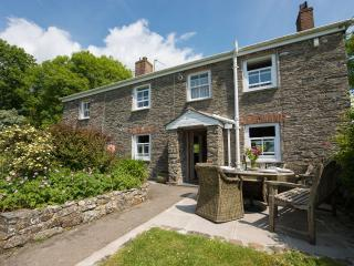 Polcreek Cottage, Veryan in Roseland