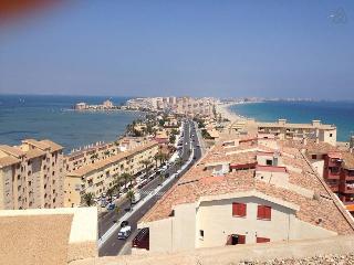 Apartamento en frente de la playa, San Javier