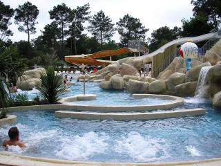 Quest en France Holidays - Camping L'Oree du Bois