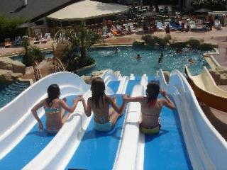 Fun water slides