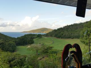 Ocean View, Mahogany Run Golf Course, USVI, Charlotte Amalie