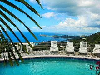 Sea Forever* Beautiful Views, Private and Cozy!, Charlotte Amalie