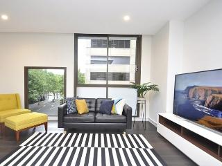 SYDNEY CBD FULLY SELF CONTAINED MODERN 2 BED APARTMENT (202 BAT)
