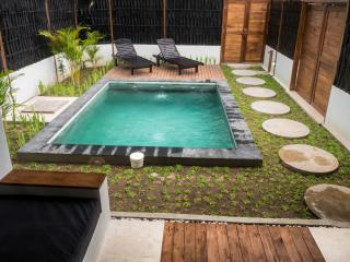 Tropical 2 bedroom Gili Air Villla