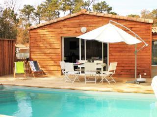 Villa Calistéa, plage et piscine privée chauffée, Longeville-sur-mer