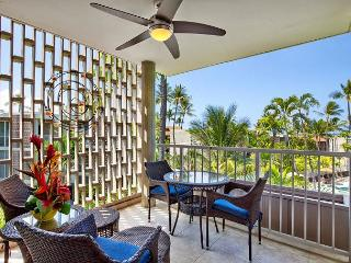 Alii Villas 308 Ocean Front Complex, Top Floor, Beautiful Ocean View, Kailua-Kona
