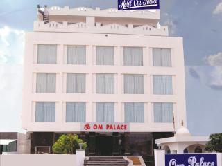 HOTEL OM PALACE ( AJMER RD JAIPUR ), Jaipur