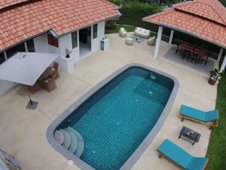 jolie villa avec piscine, Chaweng