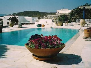 Mykonos Ornos Luxury VILLA Sea View +Pool Slps 6