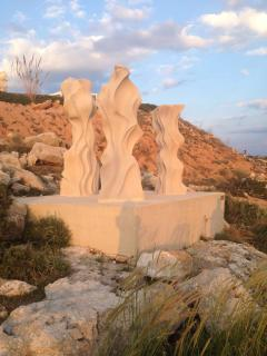 statue museum in Protaras well seeing and its free at the moment