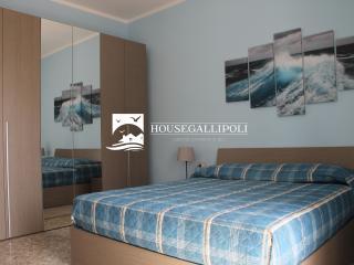 Gallipoli tre camere da letto vista mare