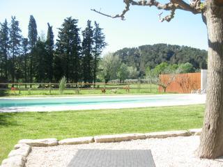 Mas en campagne proche Avignon Saint Remy de Pce, Barbentane