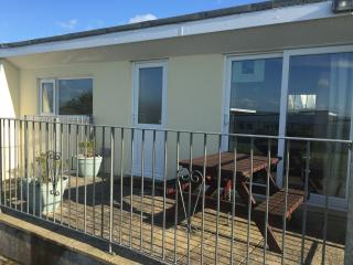 Widemouth Waves holiday chalet