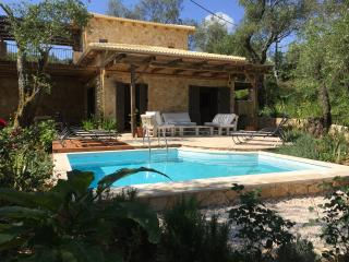 Beautiful new stone house in Avlaki near Kassiopi