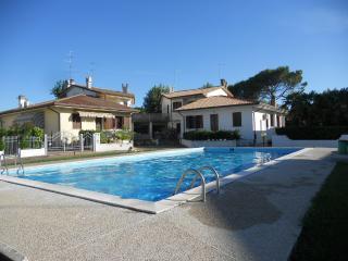 Villa per 10 persone con piscina a 1h da venezia, Duna Verde